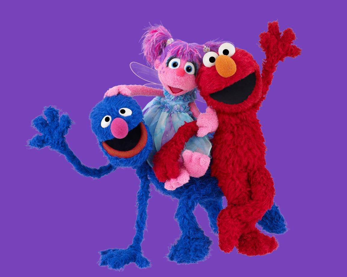 Elmo & Friends Meet & Greet!