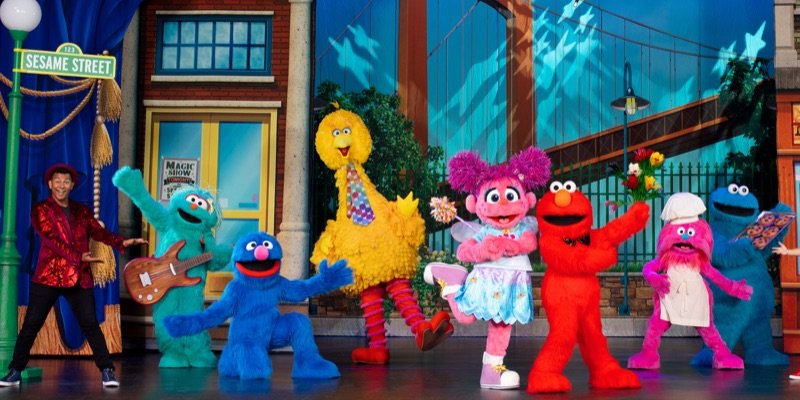 Image result for sesame street live