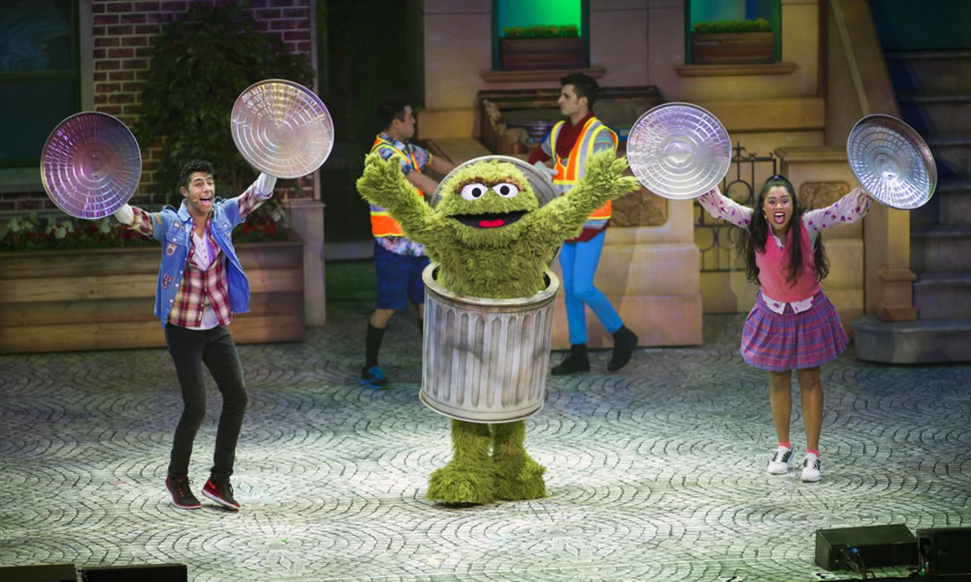 About Let 39 S Party Sesame Street Live