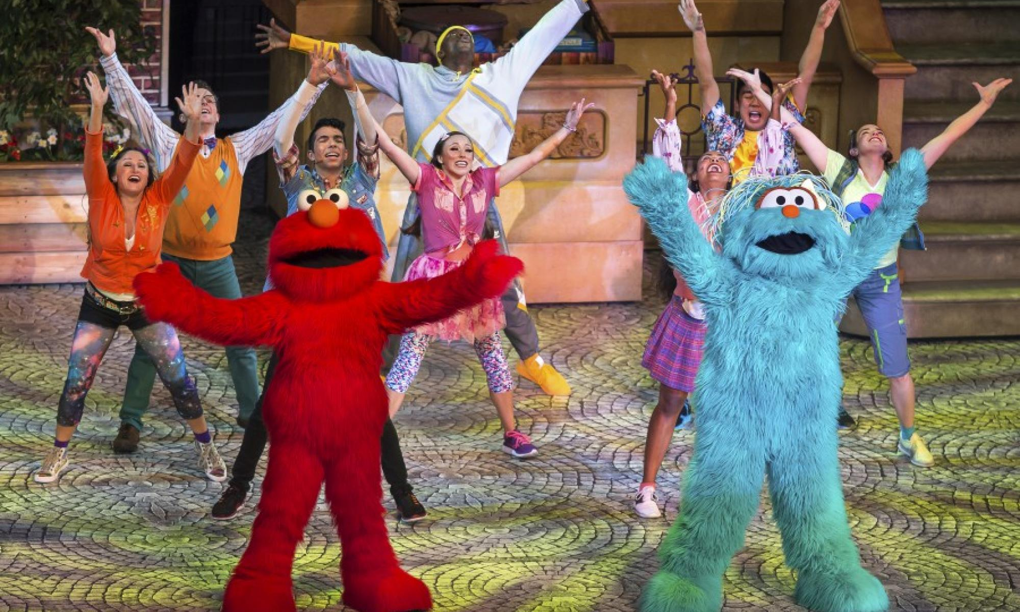 About make your magic sesame street live sesame street live make your magic m4hsunfo