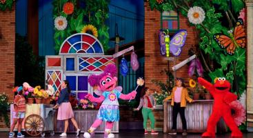 Sesame Street Live! Make Your Magic
