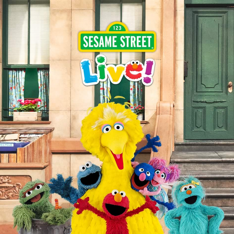 About Let's Party | Sesame Street LIVE!